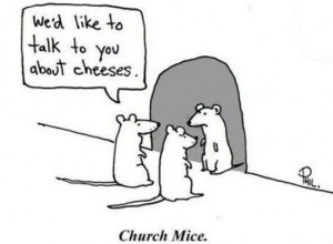 Genuine evangelism...:)