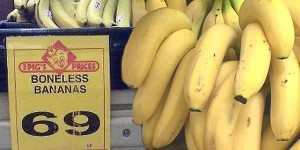 'Boneless Bananas'