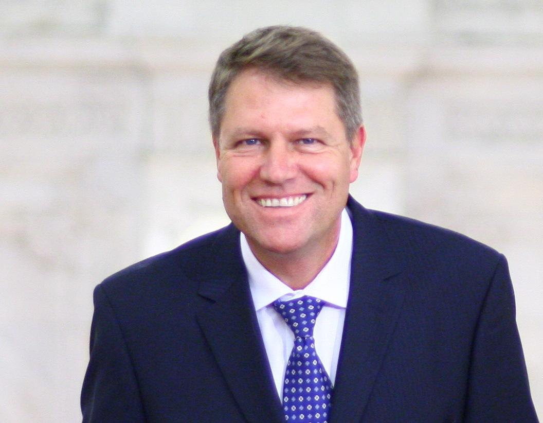 Klaus-Iohannis, President of Romania