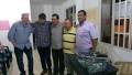 Paul Goodman, Brian Louden, Pastor Alex Betancurt, some bloke looking the wrong way, Diego Reyes