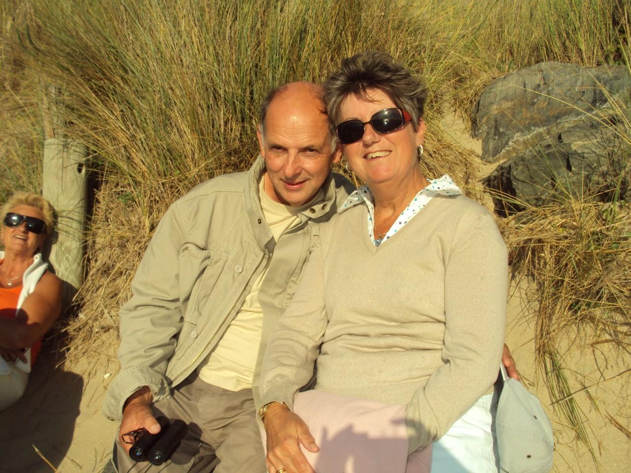 Colin & Sue Enticknap