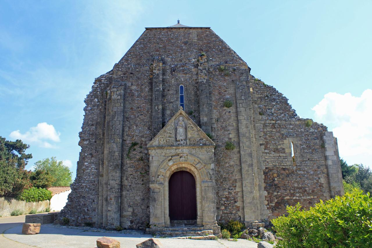 Brem's historic church