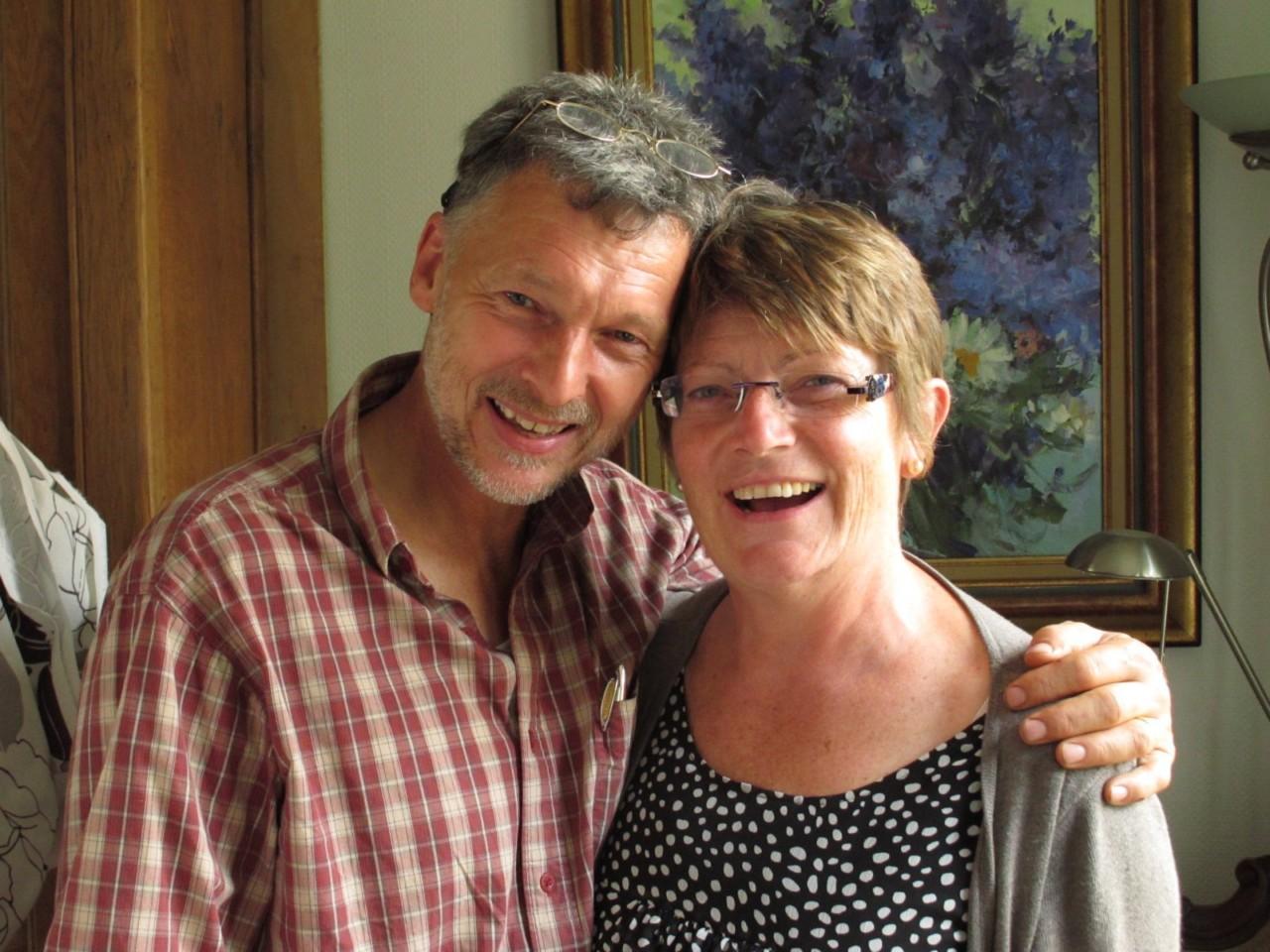 Gerard & Elisa Zeitjens